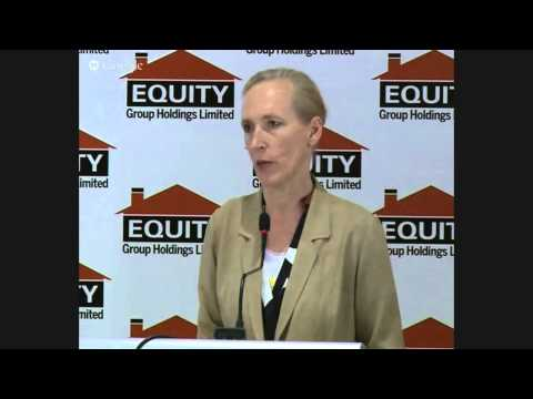 EQUITY GROUP BRIEFING
