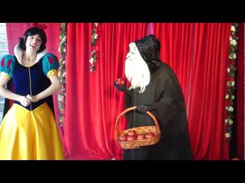 Branca de Neve Musical ArennoZ com Canto ao Vivo - dezembro/2011 em Sorocaba/SP