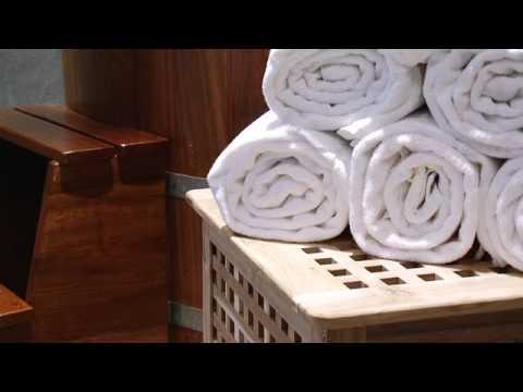 Whitepod hotel // Le Chalet les Cerniers & le spa