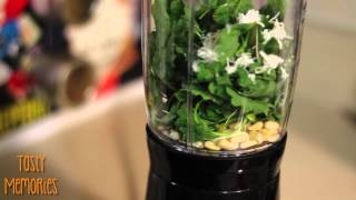 How To Make Wild Greens Pesto