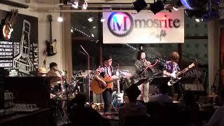 2019年4月6日(土) 神戸Mosrite Cafe THE SCREEN TONES 久住昌之(vo.g) ...