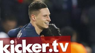 Überrollt in paris – draxler & co. düpieren barcelona - kicker.tv