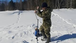 Весенняя рыбалка на щуку