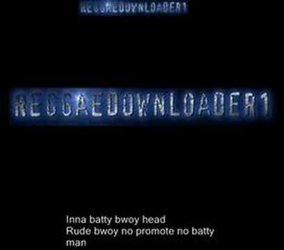 buju banton- boom bye bye (with lyrics on screen)