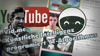 (Warum) geht YouTube den Bach runter? Ist Vid.me die Zukunft?