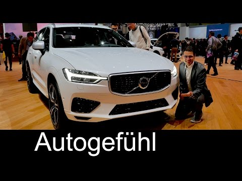Volvo XC60 REVIEW new compact SUV 2018 neu - Autogefühl