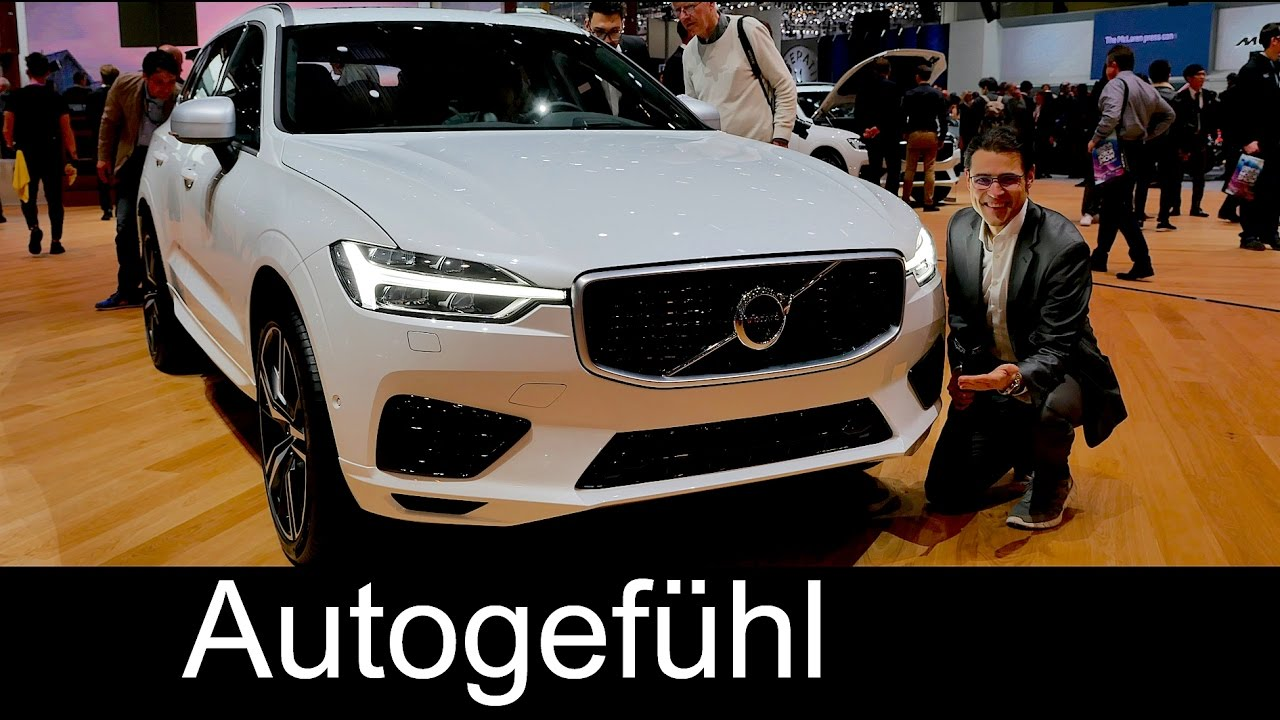volvo xc60 review new compact suv 2018 neu autogef hl youtube. Black Bedroom Furniture Sets. Home Design Ideas