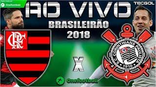 Flamengo 1x0 Corinthians | Brasileirão 2018 | Parciais Cartola FC | 9ª Rodada | 03/06/2018
