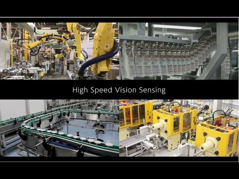 "High speed vision sensor creats ""High Speed Vision Sensing"" world."