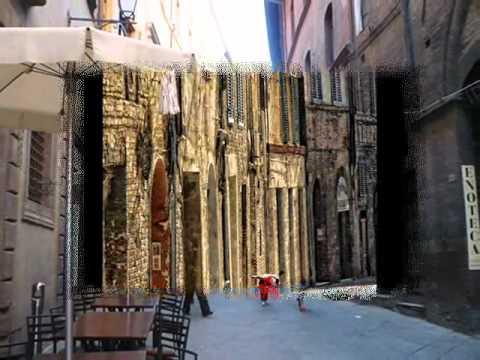 SIENA  ciudad medieval