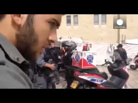 More unrest in Jerusalem and the West Bank