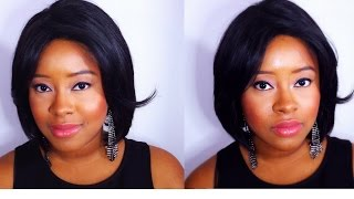 #BlackHistory | Michelle Obama Makeup Tutorial + Bio | Ania Sade