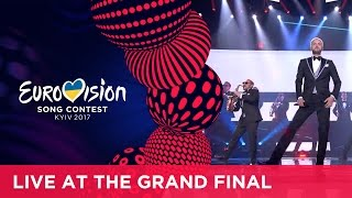 Sunstroke Project - Hey Mamma (Moldova) LIVE at the Grand Final of the 2017 Eurovision Song Contest