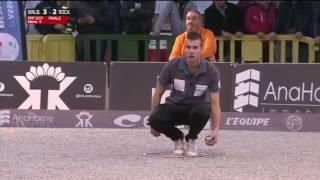 Repeat youtube video PPF Petanque 2017   Finale   MOLINAS vs ROCHER