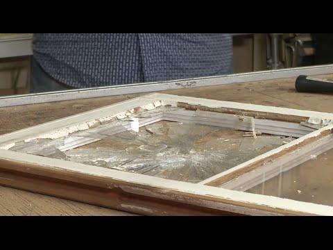 How To Repair A Broken Window