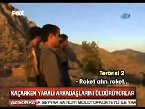 Türk Askeri 3 Günde Pkk' Yi Ne Hale...