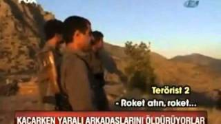 Türk Askeri 3 Günde Pkk' Yi Ne Hale Getirdi öldürülen terörist sayısı 100'e dayandı