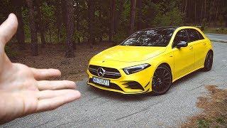 DLACZEGO kupiłem Mercedesa A 35 AMG?