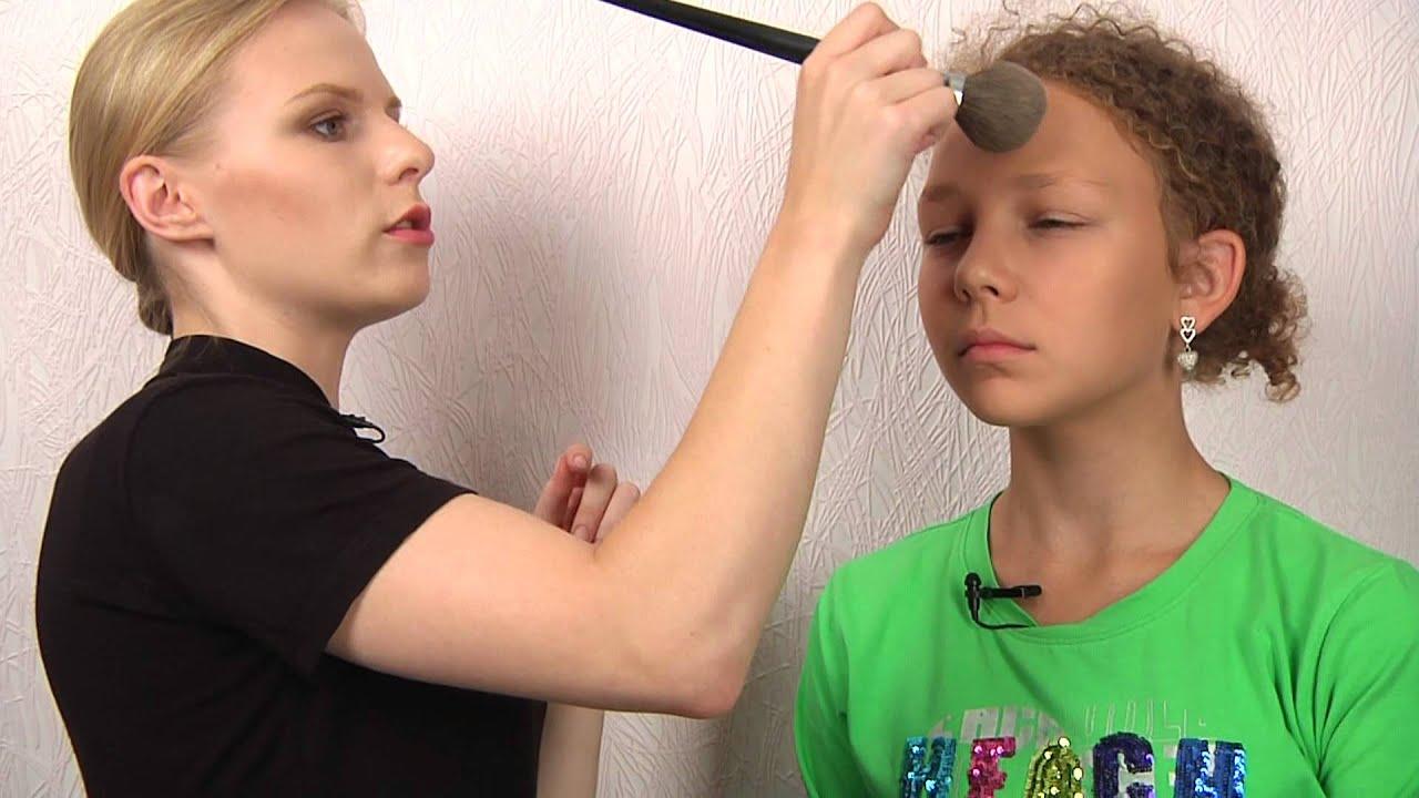 Магия перевоплощения (видео-урок по детскому макияжу)