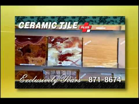 Ceramic Tile Plus Maui Bravo Advertisement YouTube - Ceramic tile plus maui