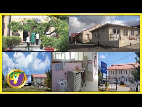 Field Hospitals: Progress Report   TVJ News - Sept 4 2021