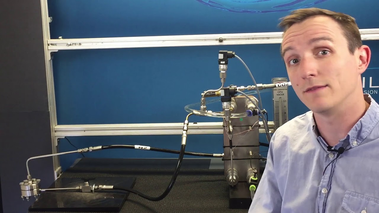 Evaporator Pressure Control to Improve Cycle Efficiency - YouTube