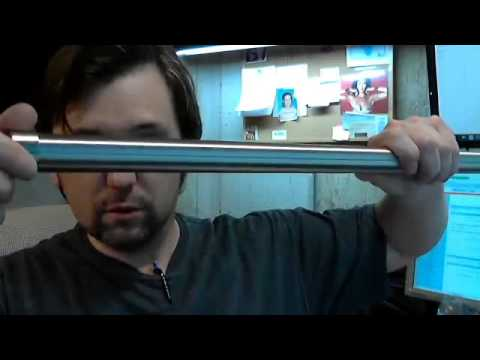 Review of Moen Adjustable Curved Shower Curtain Rod