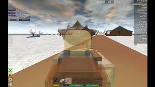 playing Apocalypse Rising on roblox #1
