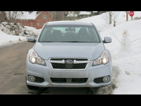 2014 Subaru Legacy 2.5i Limited Review and Road Test