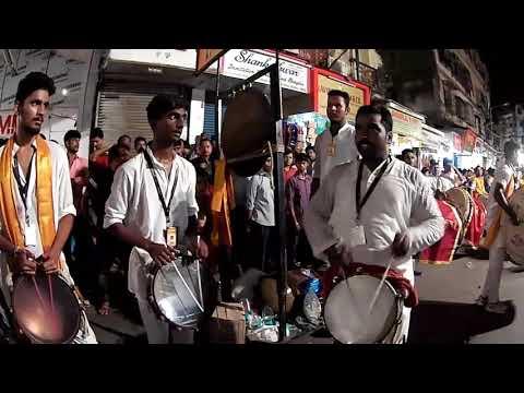 Mi Urankar Dhol Tasha Pathak @Bhuleshwar Cha Raja 2017