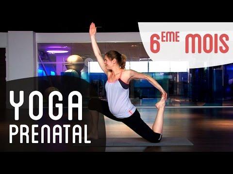 Yoga pr natal 6eme mois de grossesse youtube for Dans 6 mois en anglais