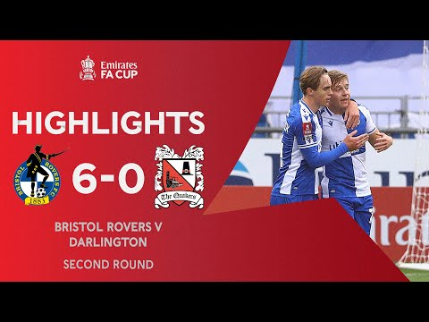 Bristol Rovers Darlington Goals And Highlights