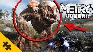В METRO EXODUS появится - КУЛЬТ ПСИХОВ, РЫБА ЦАРЬ МОНСТР - инфа от разрабов (Gameinformer)