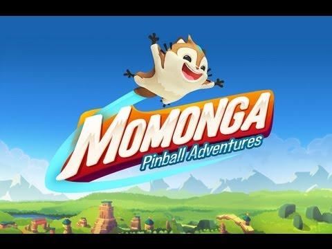 Momonga Pinball Adventures - iOS Android Trailer