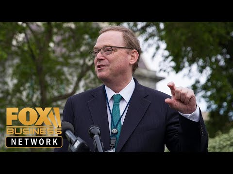 Trump wants to keep growing the U.S. economy: Kevin Hassett