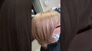 Стрижка женская каскад длина средняя обзор результат стрижки и укладки волос