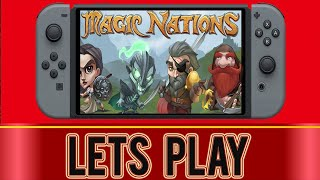 Magic Nations - 3rd Online game - Nintendo Switch