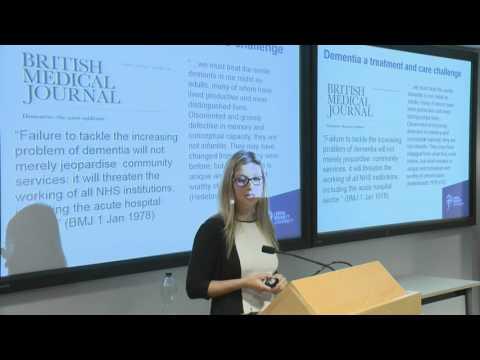 Professor Claire Surr Professorial Inaugural Lecture - 'Dementia's Coming of Age'