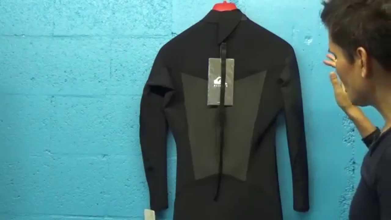 40b884d213 3/2mm Quiksilver Syncro Wetsuit Review Flatlock AQYW103039 |  PleasureSports.com