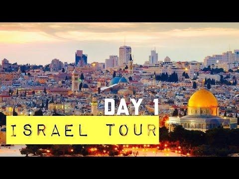 ISRAEL TOUR | DAY 1 | TEL AVIV, CAESAREA, NAZARETH, Mt. CARMEL | URIEL VEGA | SAX