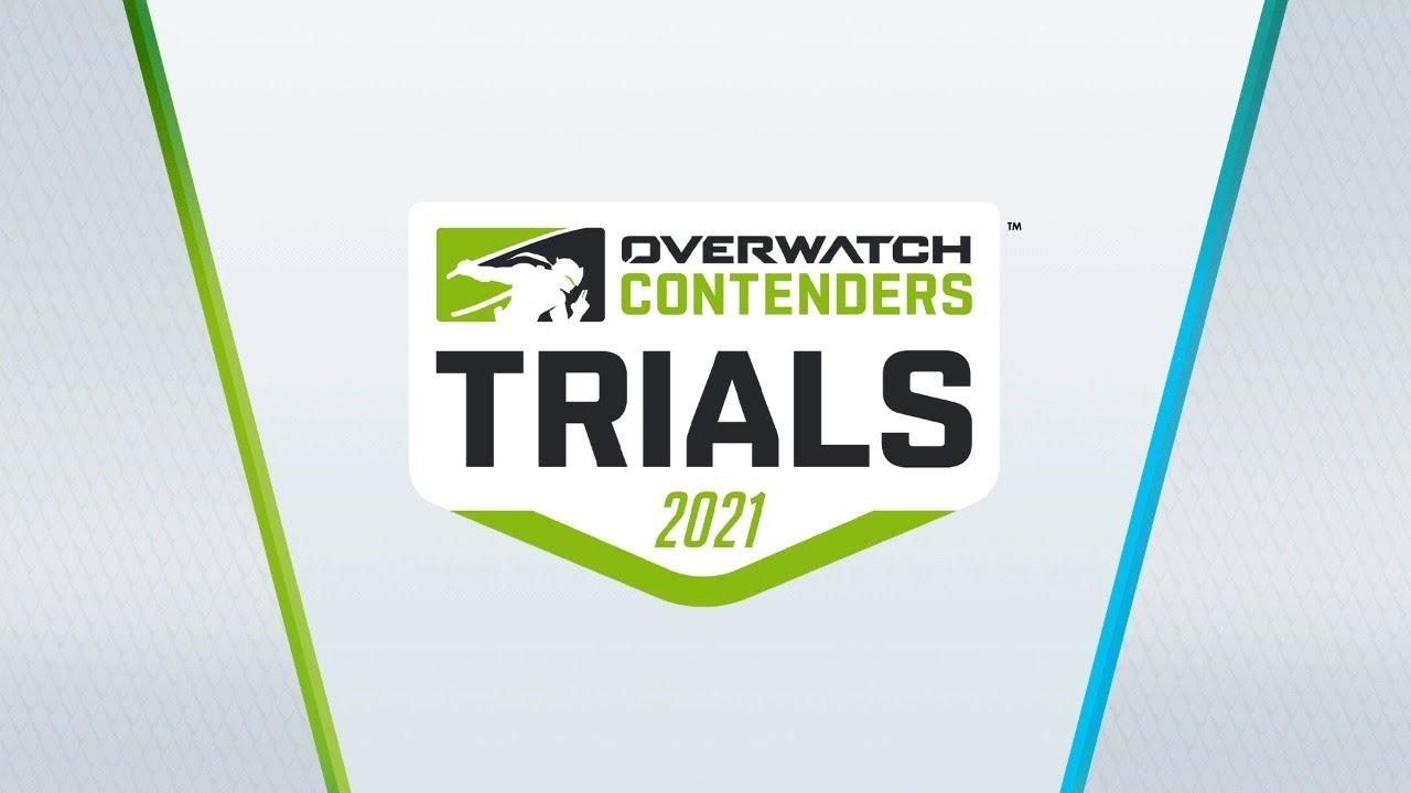 2021 오버워치 컨텐더스 트라이얼 시즌2 B조