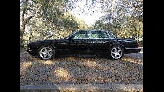 2003 Jaguar XJR with R1 PKG