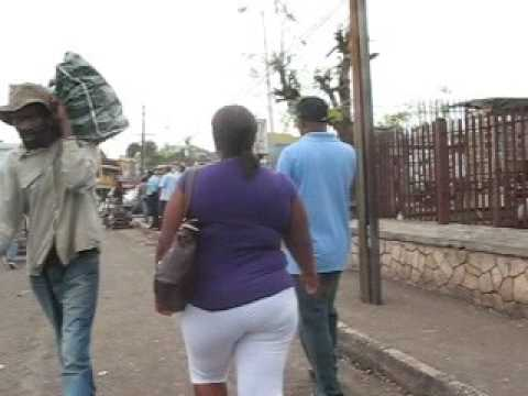 Walk through Mandeville , Manchester, Jamaica 2011 #1