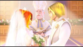 Свадьба Блум и Ская \\\ Wedding Bloom and Sky