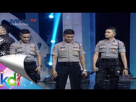 Polisi Polisi Kece Jago Nyanyi - KDI Meet Idol (7/8)