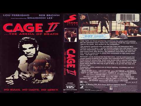 A Arena da Morte 2 - 1994 (DUBLADO) Lou Ferrigno, Reb Brown, Shannon Lee | FILME COMPLETO