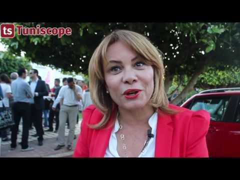 Salma MOUELHI GUIZANI Présidente de la federation tunisienne du tennis