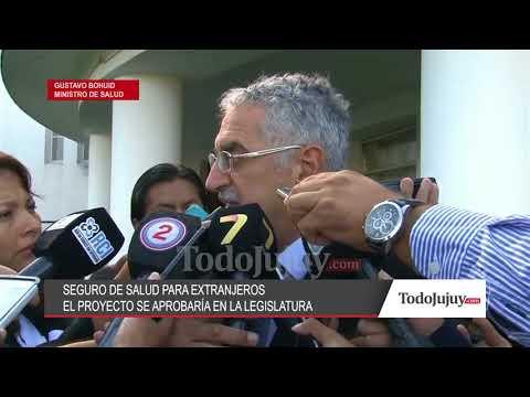 Jujuy es sede del Consejo Federal y recibe a los ministros de Salud de todo el país