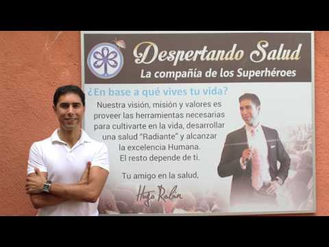 ¡Valores de Despertando Salud!