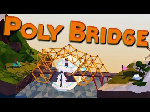 SCREW YOU SCIENCE | Poly Bridge #1
